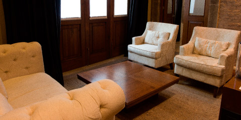 Patio master suite Hotel Boutique Casa Madero